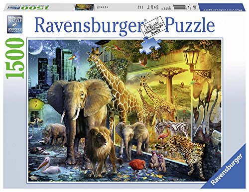 Ravensburger 16362 The Portal Jigsaw Puzzle (1500 Piece)