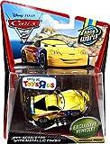 Mattel V5088 Cars 2 - Coche de juguete (edición especial con pintura metalizada), diseño de Jeff Gorvette
