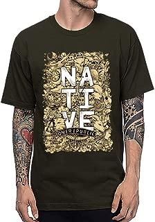 OneRepublic Band One Republic Native Sketch Drawing Men's T-Shirt