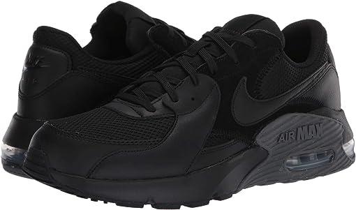 Black/Black/Dark Grey