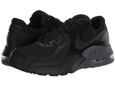 Nike Air Max Excee (Black/Black/Dark Grey) Men
