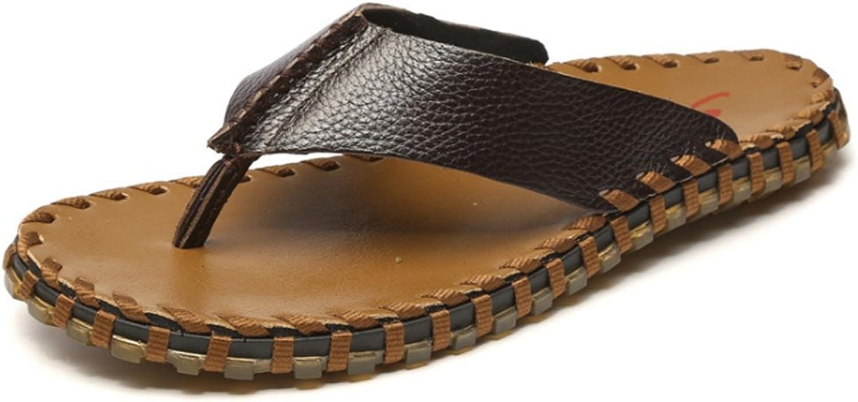 Summer Men's Slipper Non-Slip Clip Feet Sandals and Slippers Anti-Skid Breathable