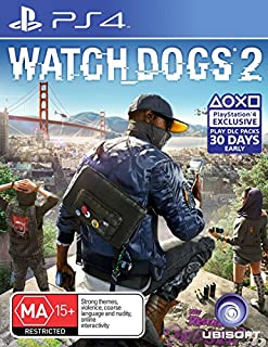 Watch Dogs 2 - PlayStation 4 (B076P3V4S8) | Amazon price tracker / tracking, Amazon price history charts, Amazon price watches, Amazon price drop alerts
