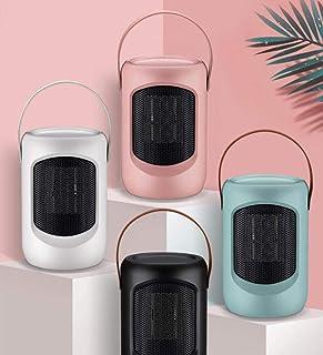 YPYSGS Mini radiador rápido portátil, protección contra sobrecalentamiento del soplador contra Quemaduras, Mute Safe Blue en la Oficina en el hogar