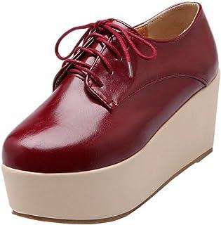 Melady Women Fashion Flatform Shoes