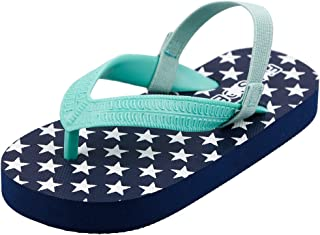 FLIPSIDE Unisex Kid's Bright Star Blue Fashion Sandals