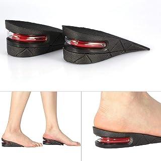 Hava Yastıklı Boy Uzatıcı Gizli Topuk Tabanlık Uzatma Tabanı Uzatan Taban Ayakkabı Tabanlığı 5 Cm