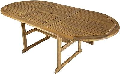 Click-Deck table de balcon en bois dur, table pliante à suspendre ...