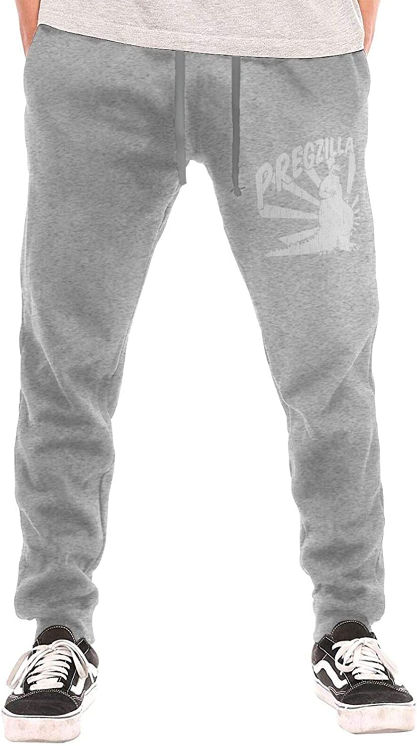 Shanghao Pregzilla Beauty products Men's Long Pants Sweatpants Casual Sale special price