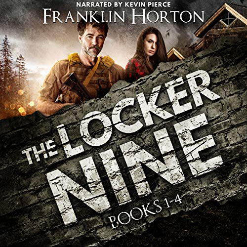 The Locker Nine: Books 1-4 cover art