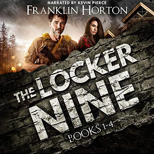 The Locker Nine: Books 1-4: The Complete Four-Volume Locker Nine Series