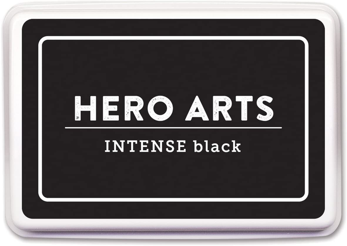 Hero Arts Detail Black