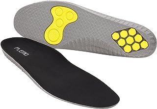 comprar comparacion Plemo Plantillas Zapatos IS-01W de Gel Amortiguadoras, Cómodas, Antibacteriana y Flexibles, 1 Par, Talla Única, Tras Recor...