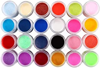 Winsummer Acrylic Nail Iridescent Fine Glitter Powder-for Gel Nail Polish Gel and Acrylic Nail Powder Women 3D Manicure Decoration