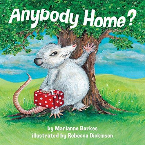 Anybody Home? audiobook cover art