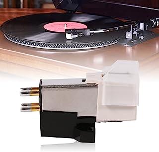 Rehomy Draaitafel Fonograaf Naald, 1 st Record Speler Phonograaf Naald Pickup Stylus Moving Magneet Cartridge met Montage ...