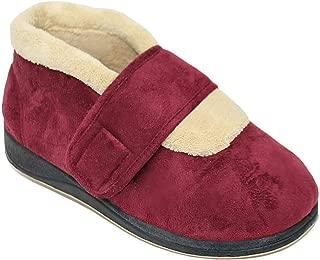 Padders Ladies Womens Slipper Wide EE Fit Boot