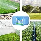 CjnJX-Vases Riego por Goteo, Kit de Controlador de riego de jardín doméstico, Temporizador de Agua para Plantas, Sistema de riego automático para el hogar, jardín