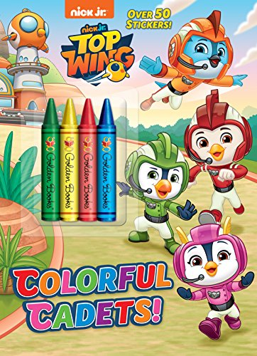 Colorful Cadets! (Top Wing) (Nick Jr. Top Wing)