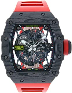Richard Mille RM 035 Automatic-self-Wind Male Watch RM35-02 (Certified