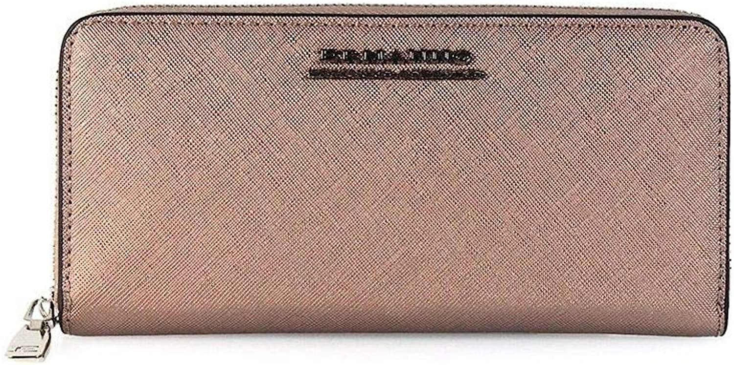 Ermanno Scervino Women's 12600076B Pink Faux Leather Wallet