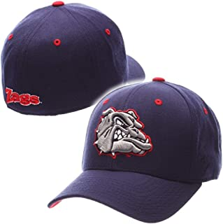 Gonzaga University GU Bulldogs Fitted Hat - Navy