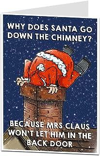 Best santa christmas cards Reviews