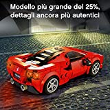 Immagine 1 lego speed champions ferrari f8