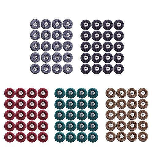 WEISPIPE 100 Pack Abrasive Wheels 1