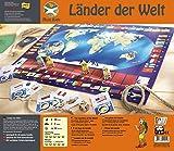 HABA 4530 Terra - Juego Infantil sobre los países del Mundo (en alemán)