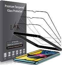 LK [3 Pack Pellicola Protettiva per Huawei P Smart 2019 / P Smart Plus 2019, Protezione Schermo Vetro Temperato Screen Protector [Garanzia di Sostituzione a Vita]