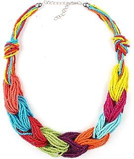 2ff33ffa7768 Amazon.es: Collar Etnico - Mujer: Joyería