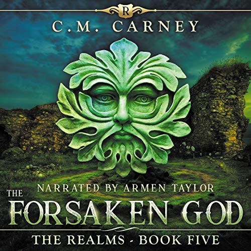 Couverture de The Forsaken God: An Epic LitRPG/GameLit Adventure