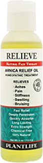 Plantlife Relieve Arnica Oil