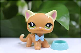 LPSOLD LPS Cat and Dog with Accessories Action Cartoon Figure Collection Boy Girl Kid Gift