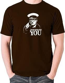 Bottom Inspired t Shirt - Edward Hitler Needs You