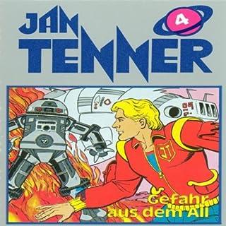 Gefahr aus dem All (Jan Tenner Classics 4) Titelbild
