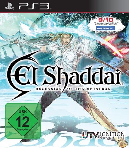 Konami El Shaddai - Juego