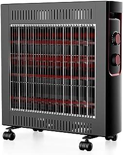 Radiador eléctrico MAHZONG Calentador de Fibra de Carbono Hogar Bebé Impermeable Bañera Uso Dual Regulación de la Temperatura de Stepless Ahorro de energía