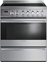Fisher Paykel OR30SDE6X1 Contemporary Series 30 Inch Freestanding Electric Range