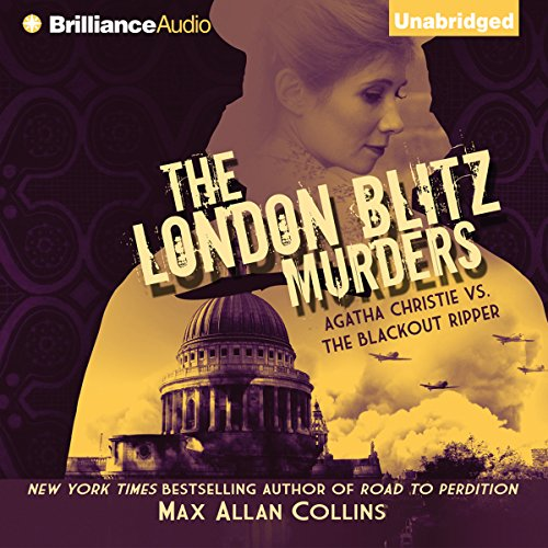 The London Blitz Murders audiobook cover art
