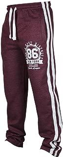 Fashion Men's Sport Fitness Pants Casual Loose Sweatpants Drawstring