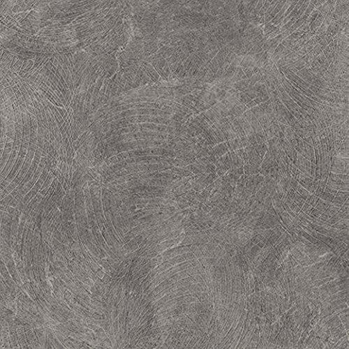 PVC Boden Betonoptik Vinylboden Stein Auslegware 2,5 mm Dicke Dunkelgrau 400 x 200 cm . Weitere Farben und Größen verfügbar