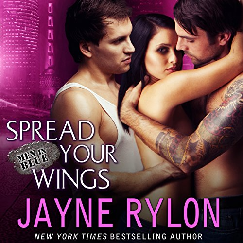 Spread Your Wings     Men in Blue Book 4              Written by:                                                                                                                                 Jayne Rylon                               Narrated by:                                                                                                                                 Gregory Salinas                      Length: 9 hrs and 32 mins     Not rated yet     Overall 0.0
