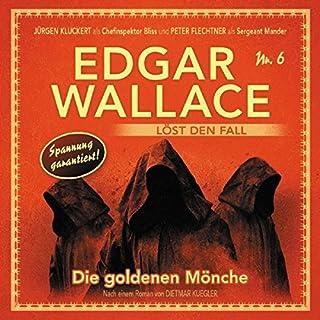 Die goldenen Mönche Titelbild