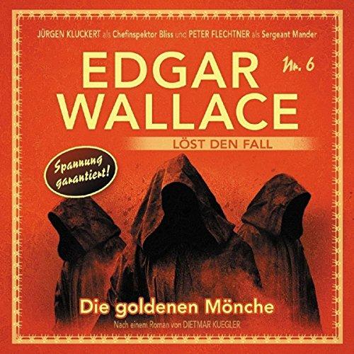 Page de couverture de Die goldenen Mönche
