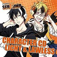 CHARACTER CD SERVAMP VOL.3 RIHITO & ROURESU by Rihito Jikirurando Todoroki (CV: Shimazaki Nobunaga) & Rouresu (CV: Kimura Ryohei) (2015-08-26)