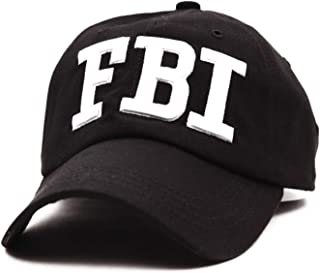 1f083f96650 XINBONG Leisure Embroidery FBI Baseball Cap Men Women Cap Unisex Adjustable  Hip Hop Dad Hat Gorras