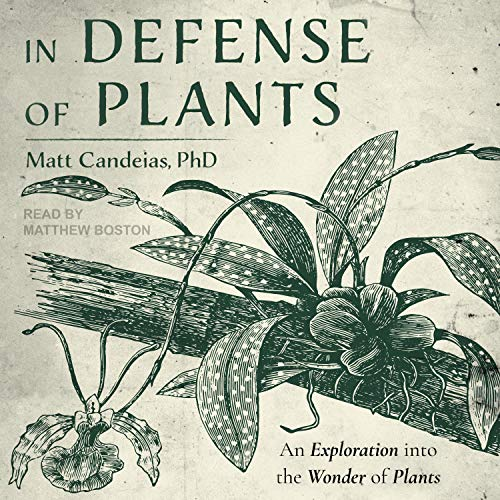 In Defense of Plants cover art