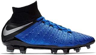 Nike Jr. Hypervenom 3 Elite Dynamic Fit FG (Racer Blue)